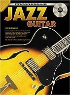 Jazz Guitar Beginning (Progressive Young…