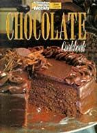 Chocolate Cookbook by Australian Womens We