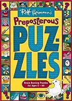 Preposterous puzzles : brain busting puzzles…