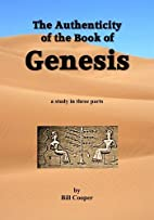 The Authenticity of the Book of Genesis: A…