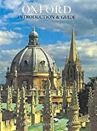 Oxford: Introduction & Guide by Chris…