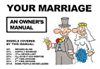 Your Marriage by Martin Baxendale