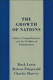 The Growth of Nations: Culture,…