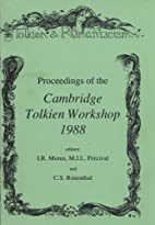 Tolkien and Romanticism by Iwan Rhys Morus