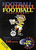 Football Crosswords by Thomas Trickett