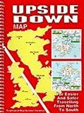 Sims, John: Upside Down Atlas of Great Britain