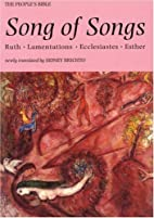 Song of Songs, Ruth, Lamentations,…