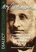 Dickinson's Dictionary of Cumberland Dialect…