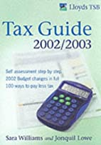 Lloyds TSB Tax Guide by Sara Williams