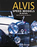 Alvis Speed Models in Detail (In Detail) by…