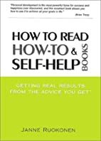How to Read How-To and Self-Help Books:…