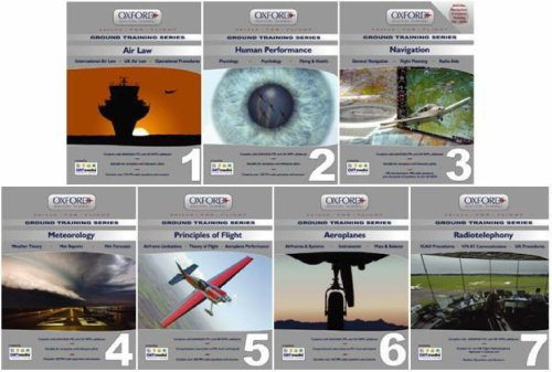 ground-training-text-books-set-for-ppl-and-beyond-air-law-no-1-skills-for-flight