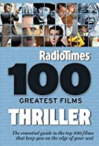 Radio Times 100 Greatest Films: Thrillers…