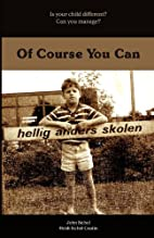 Of Course You Can by John Sichel