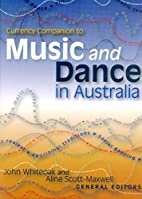 Currency companion to music & dance in…
