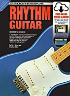 Progressive Rhythm Guitar for Beginner to…