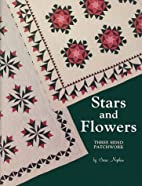 Stars and Flowers: Three-Sided Patchwork by…