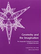 Geometry and the imagination: The…