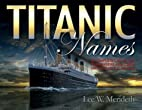 Titanic names : a complete list of the…