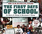 The First Days Of School: How To Be An…