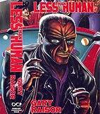 Less Than Human by Gary Raisor