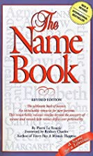 The Name Book by Pierre Le Rouzic