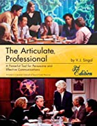 The Articulate Professional - 3rd Edition by…