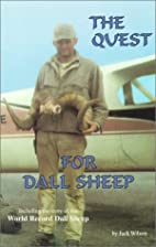 The quest for Dall sheep : a historic…