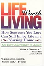 Life Worth Living: How Someone You Love Can…