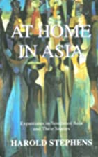 At Home in Asia: Expatriates in Southeast…