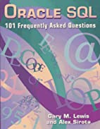 Oracle SQL: 101 Frequently Asked Questions…