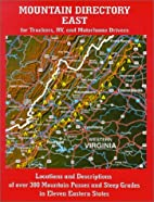 Mountain Directory East for Truckers, RV,…