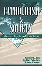 Catholicism & Society Text: Marriage,…