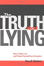 The Truth About Lying by Michael DeMaria