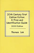 20th Century First Edition Fiction: A Price…
