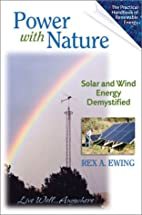Power With Nature: Solar and Wind Energy…