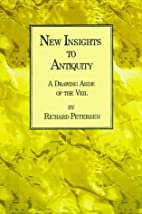 New Insights to Antiquity: A Drawing Aside…