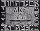 Alef is Silent: A Hebrew Alphabet by Rebecca…