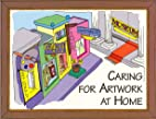Caring for Artwork at Home: A Guide to…