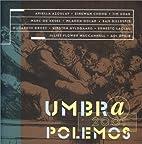 Umbr(a) : Polemos by Joan Copjec