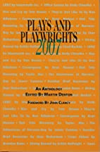 Plays and Playwrights 2007 by Ashlin…