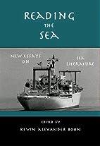 Reading the Sea: New Essays on Sea…