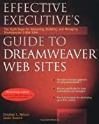 Effective Executive's Guide to Dreamweaver…
