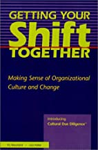 Getting Your Shift Together : Making Sense…