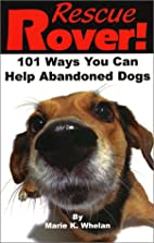 Rescue Rover! 101 Ways You Can Help…