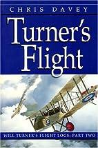 Turner's Flight (The Will Turner Flight…
