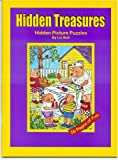 Ball, Liz: Hidden Treasures: A Book of Hidden Picture Puzzles