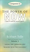 Companion to the Power of Now: A Guide to…