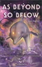 As beyond, so below: Dolphins and the…