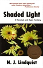Shaded Light by N. J. Lindquist